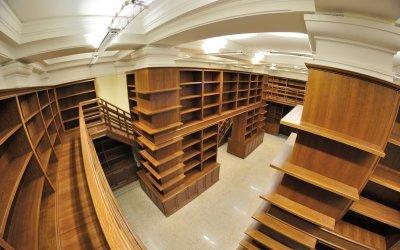 Biblioteca Dip. Anatomia - Università La Sapienza