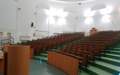 Aula Valdoni - Università degli Studi di Roma
