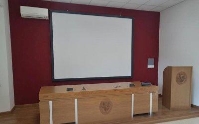 Aula Livio Capocaccia - Università degli Studi di Roma